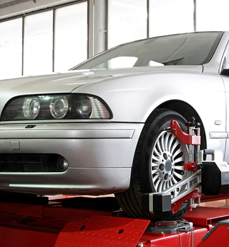 Car Receiving Alignment Service in San Antonio, TX