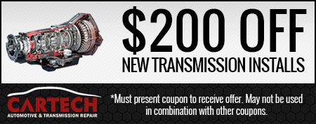 $200 Off New Transmission Installs